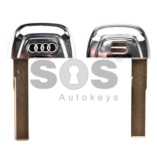 Авариен смарт ключ за Audi BCM - HU 66 - голям