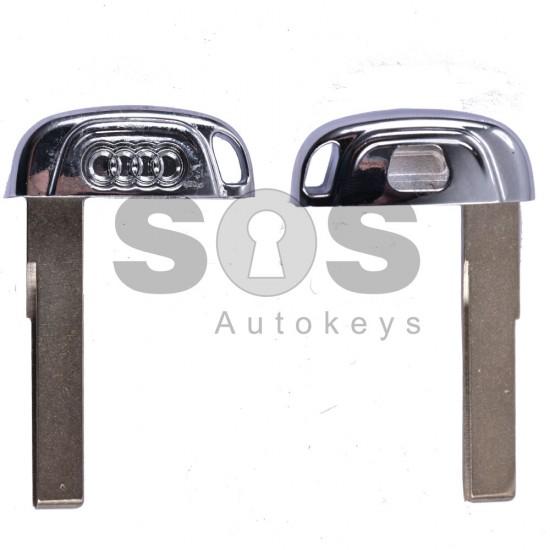 Накрайник (перо) за смарт ключ за Audi - HU 66 - малък