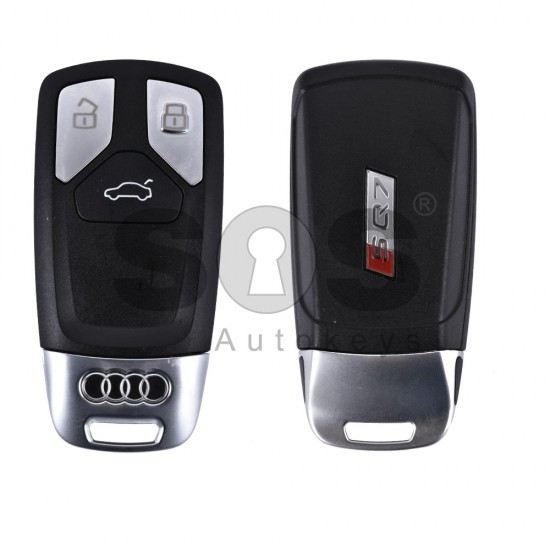 Комплект Audi Q7/SQ7 честота 433 MHz Keyless GO