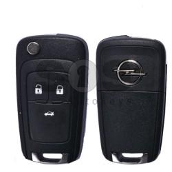 Kомплект за Opel Astra J / Insignia Честота 433 MHz Транспондер HITAG 2 Номер B01T3BA