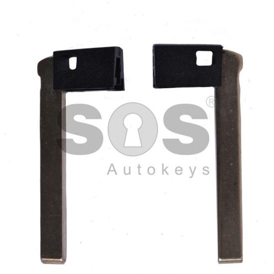 Накрайник (перо) за смарт ключ за BMW I3 HU100R