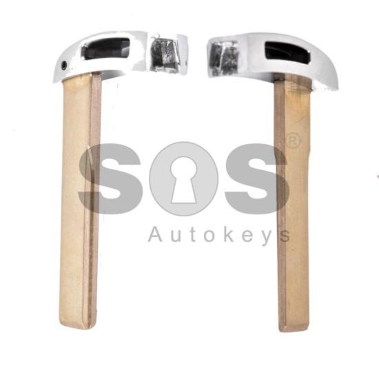 Накрайник (перо) за смарт ключ за BMW Е65 - HU92