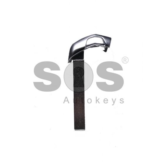 Накрайник (перо) за смарт ключ за Cadillac със сигнатура HU 100