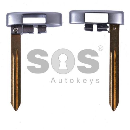 Накрайник (перо) за смарт ключ за Cadillac Escalade - CAD-01