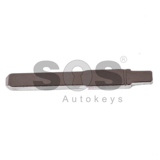 Оригинален накрайник (перо) за сгъваем ключ за Ford - Model 1 - HU 101