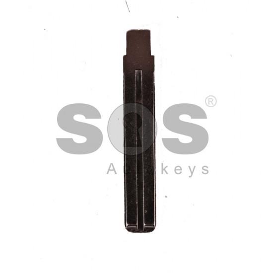 Накрайник (перо) за сгъваем ключ за Hyundai/KIA  - HY 22  - стар модел