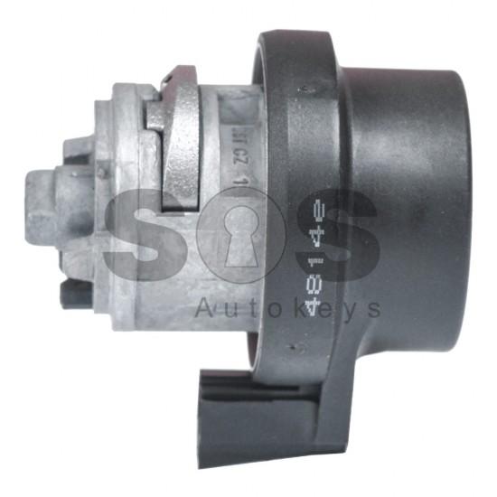 Оригинална контактна автоключалка за VAG 2001 - 2017 - HU66