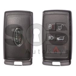 Смарт ключ за Land Rover с 4+1 бутона 434 MHz HITAG PRO