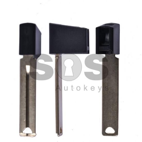Накрайник (перо) за смарт ключ за Toyota / Lexus със сигнатура TOY-94 Model 7