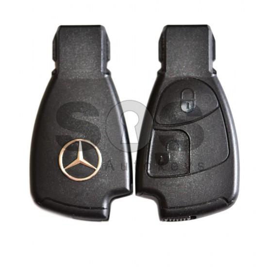 Смарт ключ за коли Mercedes 1996-2005 с 2 бутона 433 MHz
