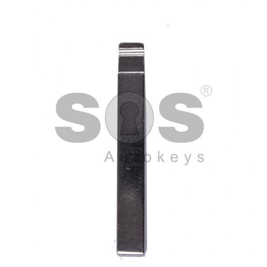 Накрайник (перо) за сгъваем ключ за Opel/Vauxhall/Chevrolet - HU 100
