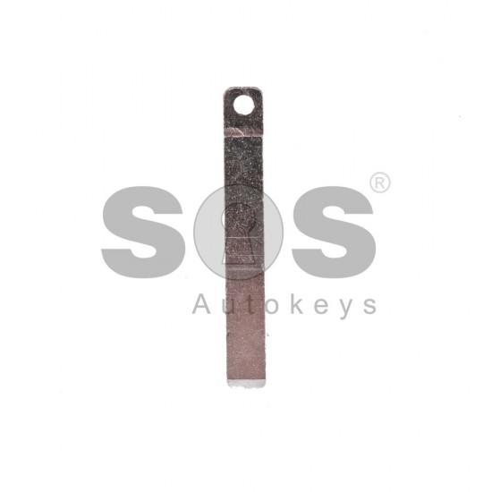 Накрайник (перо) за стандартен ключ за Opel Astra K / Vauxhall - HU 100