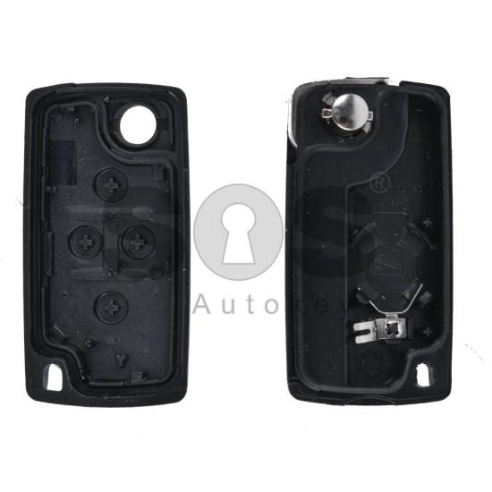 Кутийка за ключ (сгъваем) за PSA с 4 бутона - VA2