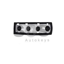 Кутийка за ключ (смарт) Porsche Panamera / 911 с 4+1 бутона - HU66