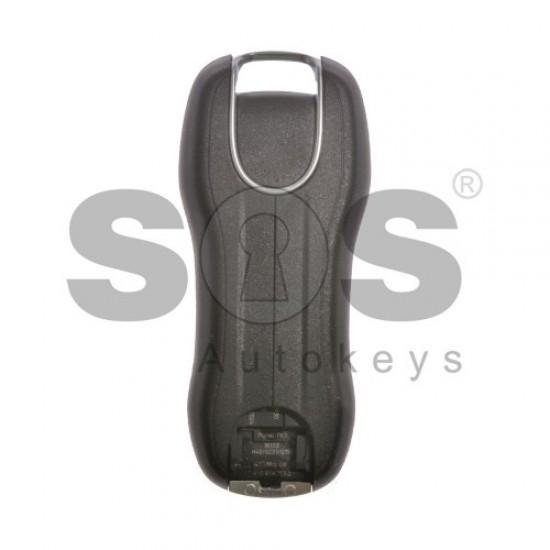 Смарт ключ за коли Porsche Cayenne с 3 бутона 433 MHz