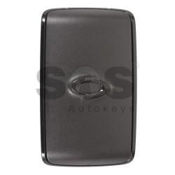 Оригинален смарт ключ за Renault Samsung с 4 бутона 433 MHz