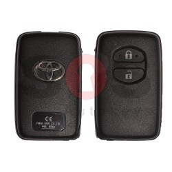Оригинален смарт ключ за Toyota Verso с 2 бутона 434 MHz