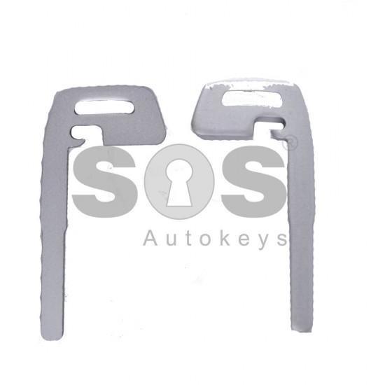 Накрайник (перо) за смарт ключ за Volvo - рибка - HU101