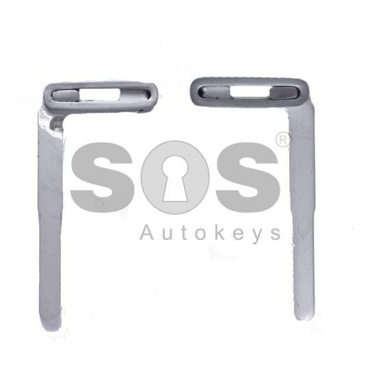 Накрайник (перо) за смарт ключ за Volvo SM - HU101