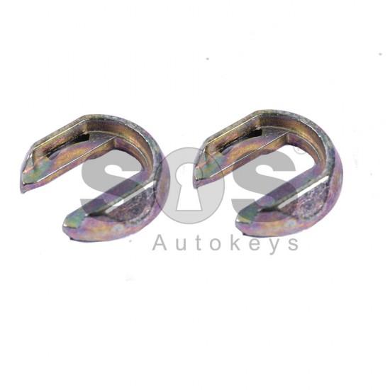 Комплект за ключалка за врата за Volkswagen/Seat/Skoda (Complect) 01