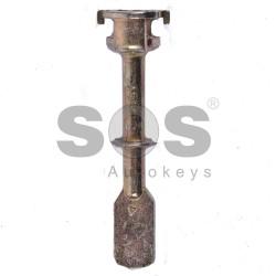 Част за ключалка за врата за Volkswagen/Seat/Skoda (AGT 4 57,9mm) 011