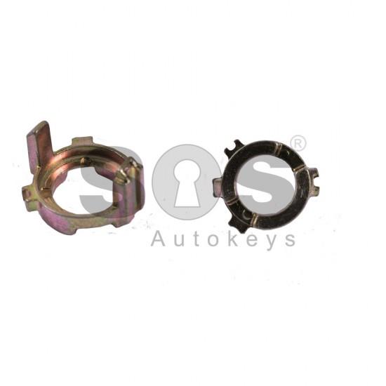 Комплект за ключалка за врата за Bmw (X5 / E53 Complect)
