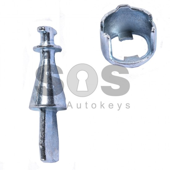 Комплект за ключалка за врата за Volkswagen Passat 6 04 (Complect)