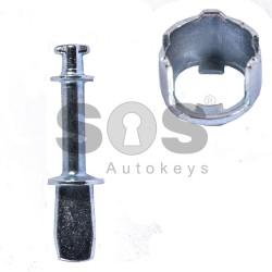Комплект за ключалка за врата за Volkswagen Golf 6 06 (Complect)