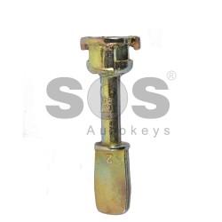 Част за ключалка за врата за Volkswagen/Seat/Skoda (AGT 2 46,3mm) 09