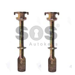 Част за ключалка за врата за Volkswagen/Seat/Skoda (AGT 5 67,1mm) 012