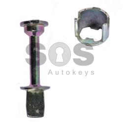 Комплект за ключалка за врата за Volkswagen T6 (Complect)