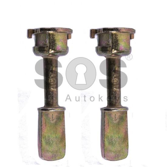 Част за ключалка за врата за Volkswagen/Seat/Skoda (AGT 1 43.9mm) 08