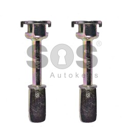 Комплект за ключалка за врата за Volkswagen/Seat/Skoda (Complect) 03