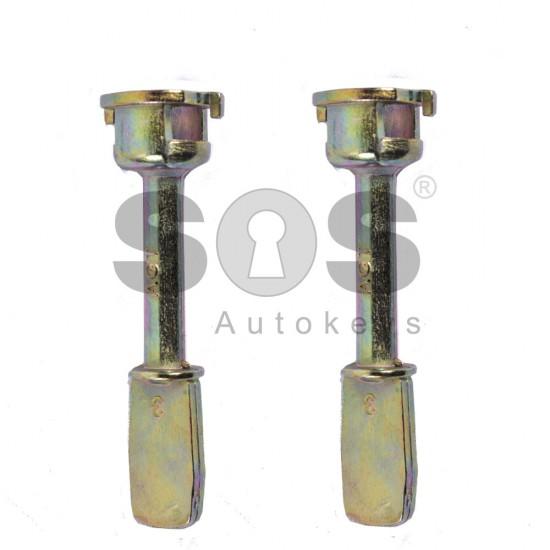 Част за ключалка за врата за Volkswagen/Seat/Skoda (AGT 3 52mm) 010