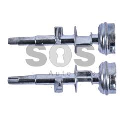 Контактна ключалка за Bmw E34,E36,E39 (90,1mm) 03