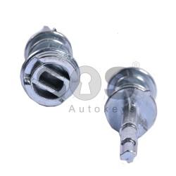 Контактна ключалка за Bmw E34,E39 (90,1mm) 01