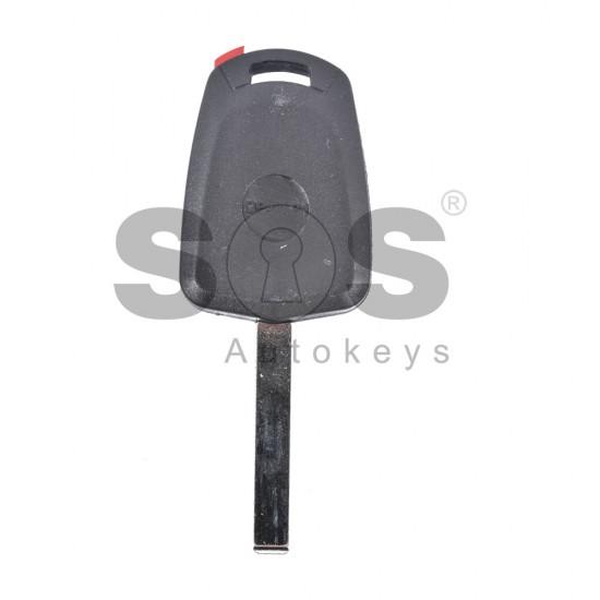 Контактна ключалка за Opel Corsa (OP-11 / HU100 , 85,4mm) - (Cylinder) 04