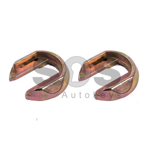 Комплект за ключалка за врата за Volkswagen/Seat/Skoda (Complect) 05