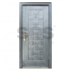 Блиндирана входна врата 132 D1