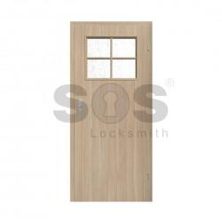 Интериорна врата Classen Natura-1/3 стъкло