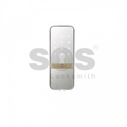 Електронна брава за дървени и метални врати Yale