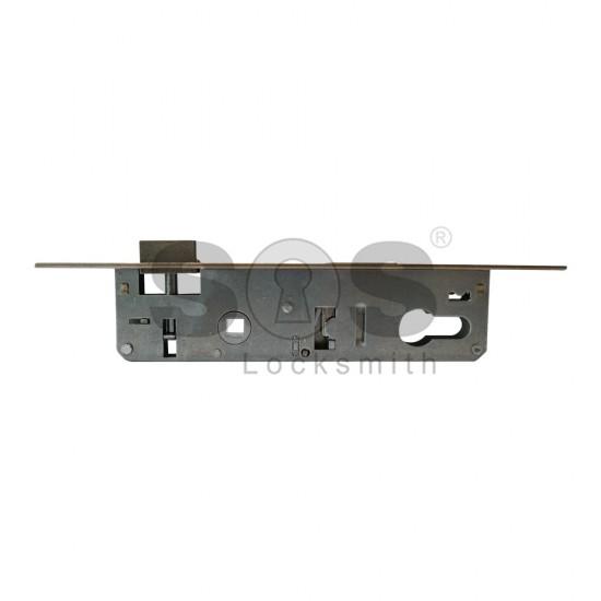 Брава за врата за алуминиева или PVC дограма DAF KiLiT - 30 mm