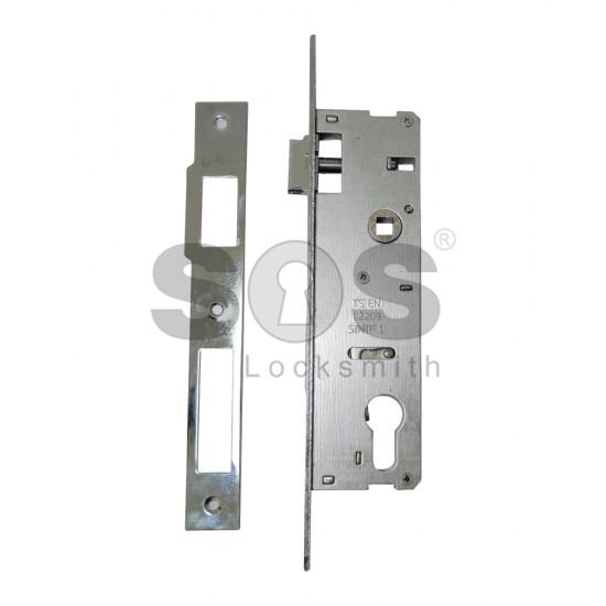 Брава за врата за алуминиева или PVC дограма DAF KiLiT - 35 mm