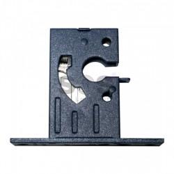 Допълнителни секретни брави за врата Mauer - едноходова