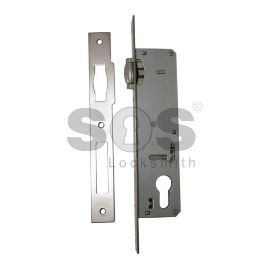 Брава за врата за алуминиева или PVC дограма Kale Kilit с буре - 30 mm
