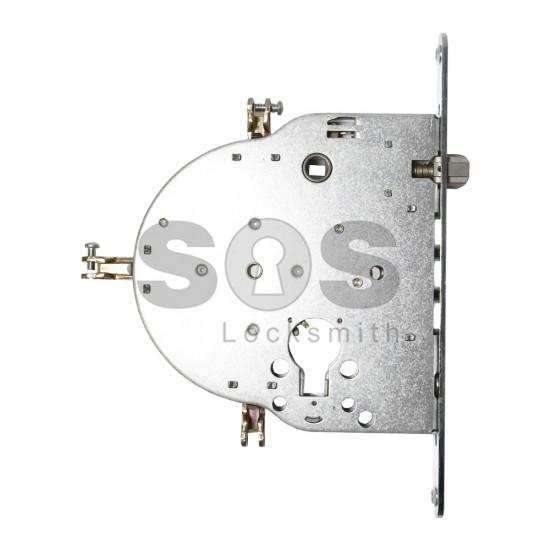 Основни секретни брави за патрон със зъбно колело MUL-T-LOCK