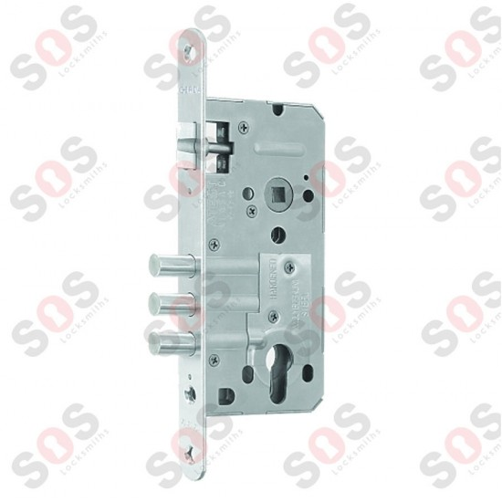 Основна касова брава за врата GERDA ZW 1000