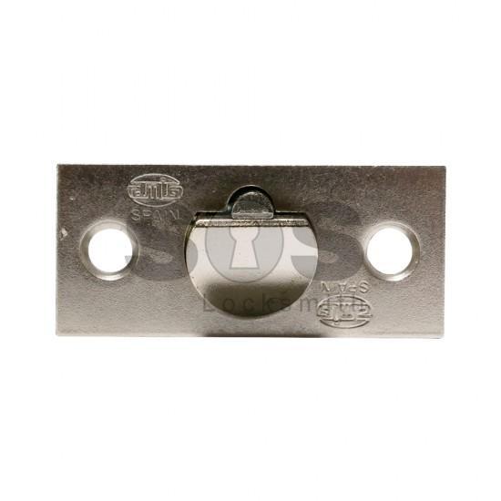 Входни секретни брави за врата Amig  с топка - инокс