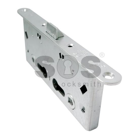 Антипаник секретни брави за врата ISEO за 2 патрона - 65 мм