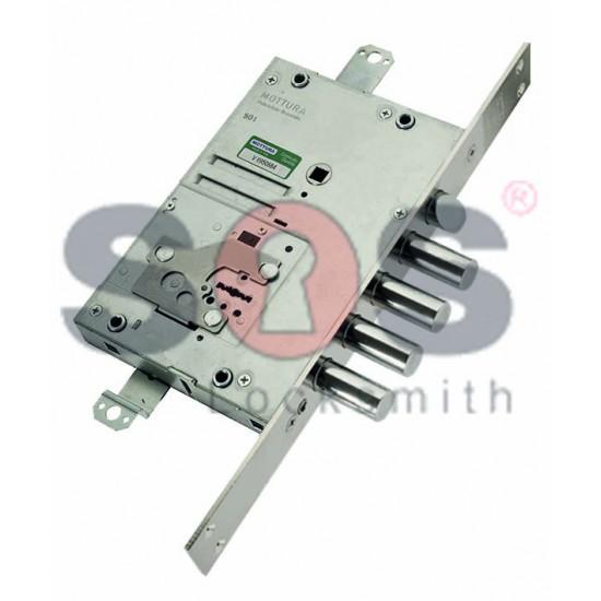 Прекодираща касова едностранна брава за врата MOTTURA
